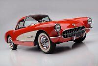 Corvette 1957 Chevy Built 1 Hot Rod 24 Sport Car 12 Vintage 20 Model 25 Red