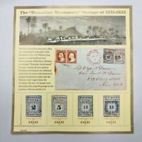 Scott #3694 HAWAIIAN MISSIONARY Stamp Sheet 37 Cent