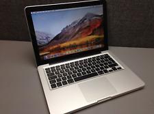 Apple MacBook Pro Laptop A1278 9,2 (2012) core i5 2.5GHz 500GB SSD 8GB RAM Deals
