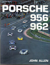 Porsche 956 962 by John Allen Le Mans Daytona - races victories drivers+