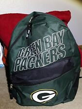 NFL Green Bay Packers Sport Backpack NEW WITH TAG