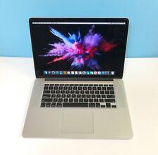 Apple MacBook Pro 15 MJLQ2LL/A Retina i7-4770HQ 256GB SSD 16GB RAM Warranty