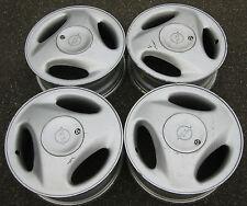 4x Alufelgen für Opel  5,5Jx14H2 4x100 ET49  Regal: 6330