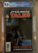 Star Wars TALES #23 1st Appearance of Darth Malak Darth Revan CGC 9.6