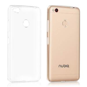 Hülle für ZTE Nubia N1 Handyhülle Handy Case Cover klar Silikon Schutzhülle