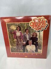 Rex Nelon Singers Feelings Southern Gospel Record Album Lp 22R NEW Factory Wrap