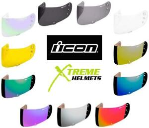 ICON Optics Shield for Airframe Pro-Airform-Airmada Replacement Face Visor