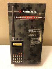Radio Shack Pro-404 Handheld Radio Scanner (200 Channels)