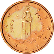EUR, San Marino, Euro Cent, 2006, Copper Plated Steel, KM:440 #49537