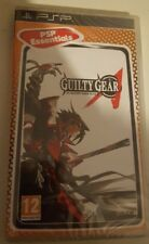 Guilty Gear XX Accent Core Plus Boxed And Complete Sony PSP Game New Sealed
