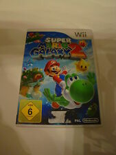 WII Spiel Super Mario Galaxy 2