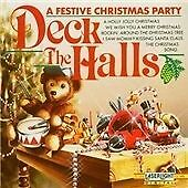 Deck the Halls, Various, Very Good Import