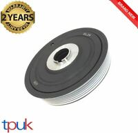 FIESTA FUSION 1.6 CRANKSHAFT PULLEY TDCI DV6 ON PULLY 90PS 110PS BRAND NEW