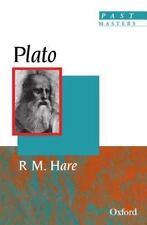 Plato (Past Masters), Hare, R. M., Good Book