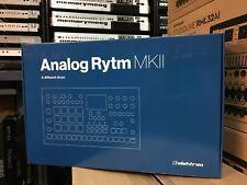 ELEKTRON ANALOG RYTM MKII DRUM MACHINE / in box //ARMENS