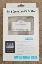 5 in 1 Connection Kit for iPad