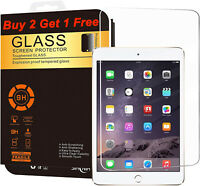 High Premium Tempered Clear Glass Screen Protector For Apple iPad Mini 1/2/3
