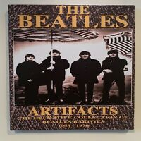 THE BEATLES Five (5) CD Set ARTIFACTS - THE DEFINITIVE COLLECTION 1958-1970