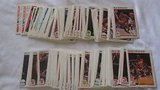 NBA Hoops Trading Cards 1991 x 122!