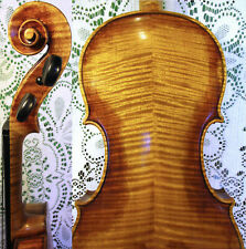 Stunning Old Guarneri Antique Violin Antonio Loveri c1920 Ready to Play 4/4 NR!