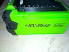 Greenworks 40V 2.0Ah Battery