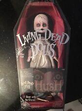 Mezco Toyz Living Dead Dolls Hush 99982 Open Box For Display