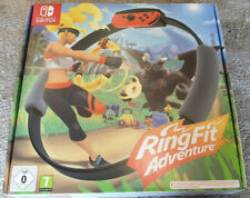 NEW Ring Fit Adventure (Nintendo Switch, 2019)