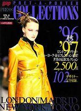 GAP PRESS Pret-A-Porter Collections Vol 8 Autumn & Winter 1996-1997 Japan London