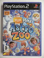 COMPLET jeu EYE TOY PLAY ASTRO ZOO sur playstation 2 PS2 en francais juego gioco