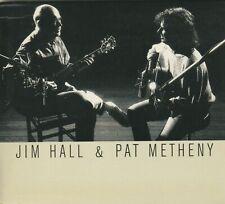 Jim Hall & Pat Metheny MINI LP CD 2011 Nonesuch 511495-2 UPC 075597990997 VG+