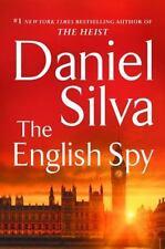 The English Spy by Daniel Silva (2015, Hardcover)