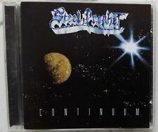 STEEL PROPHET - CONTINUUM CD 1st PRESS BRAINSTORM 1995. FATES WARNING JAG PANZER