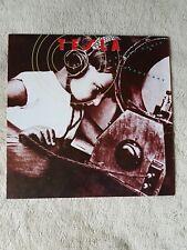 "TESLA : The great radio controversy - Original 1989 UK 12"" LP vinyl record ex"