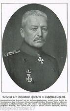 General der Infanterie Freiherr von Scheffer-Boyadel, WW1, 1914 ADEL, (23)