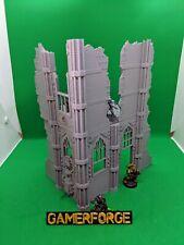 Ruins Terrain for 28mm Star Wars Legion Infinity Scenery Tabletop Wargame 40k