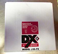 LINEAR Supervised Photoelectric Smoke Alarm Model DXS-73 (SST00113)