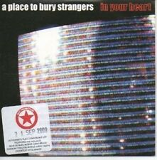 (AH293) A Place to Bury Strangers, In Your Heart- DJ CD