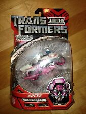 Transformers Movie 2007 Japan Wonderfest Exclusive variant Pink Deluxe Arcee New