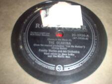 78RPM RCA Victor 20-3926 Freddy Martin, v- Merv Griffin, Where Do I Go from U V+