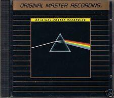 Pink Floyd Dark Side of the Moon MFSL Gold CD Japan Ers