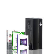 PC Quad Core Mini Computer A10 4655 4x 2.80GHz 8GB 120GB SSD Windows 10