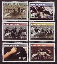 Nueva Zelanda 2003 100 Años Nueva Zelanda Rugby Fine Used