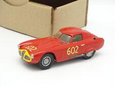 Jolly Models Kit Monté SB 1/43 - ALFA ROMEO 6C 3000CM N602 2nd MILLE MIGLIA 1953