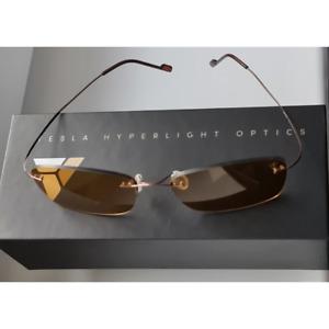 ZEPTER TESLA LIGHTWEAR Hyperlight Eyewear intelligent glasses. BRAND NEW !!!