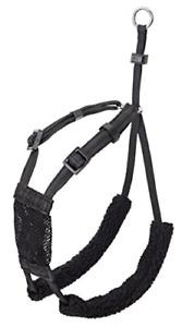 Sporn Non-Pull Harness, Black Small