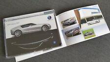 SAAB 9-3 Anniversary 9-3 Cabrio Combi Aero X 9-5 Pressemappe Media Kit 2007 Q