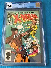 Uncanny X-Men #195 - Marvel - CGC 9.6 NM+ - Claremont - Wolverine