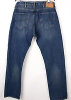 Levi's Strauss & Co Hommes 501 Jeans Jambe Droite Taille W38 L34 BCZ246