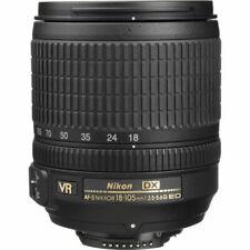 Nikon 18-105mm f/3.5-5.6G ED VR AF-S DX Nikkor Autofocus Lens 2179