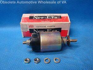 1964 - 1974 fits Datsun 240Z 260Z 280Z 510 610 620 Truck Starter Solenoid Switch